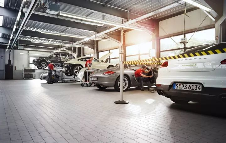 provides all kinds of car maintenance and all-around packages
