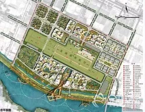 华蓥市未来城市规划图