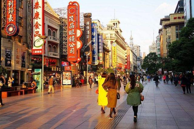 中国最著名的十大城市步行街,你更喜欢去哪条街逛?