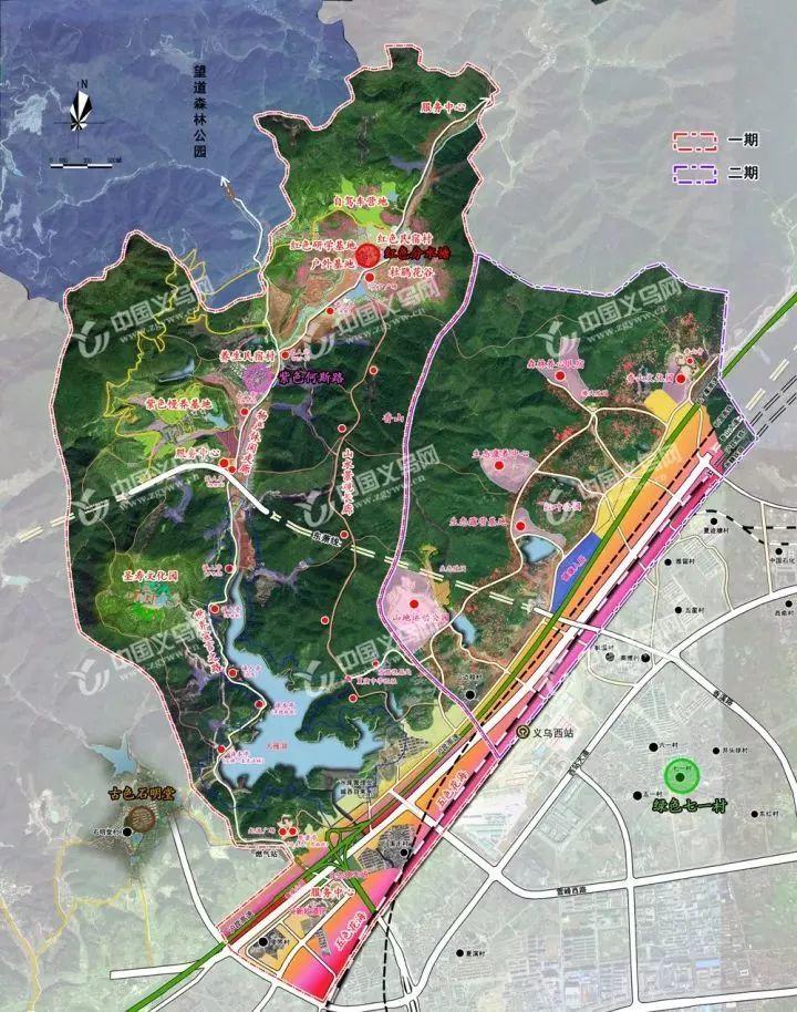 义乌地图市区地图