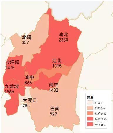 重庆市内高清详细地图
