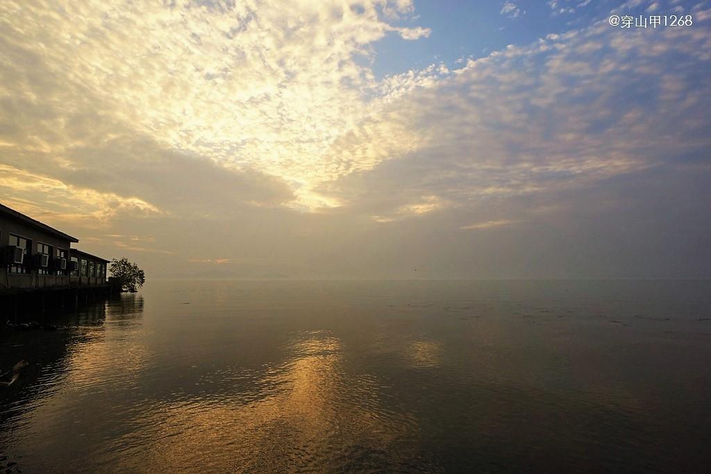 太湖十五渚 ▏小丁渚,太湖边鲜为人知的水中陆地