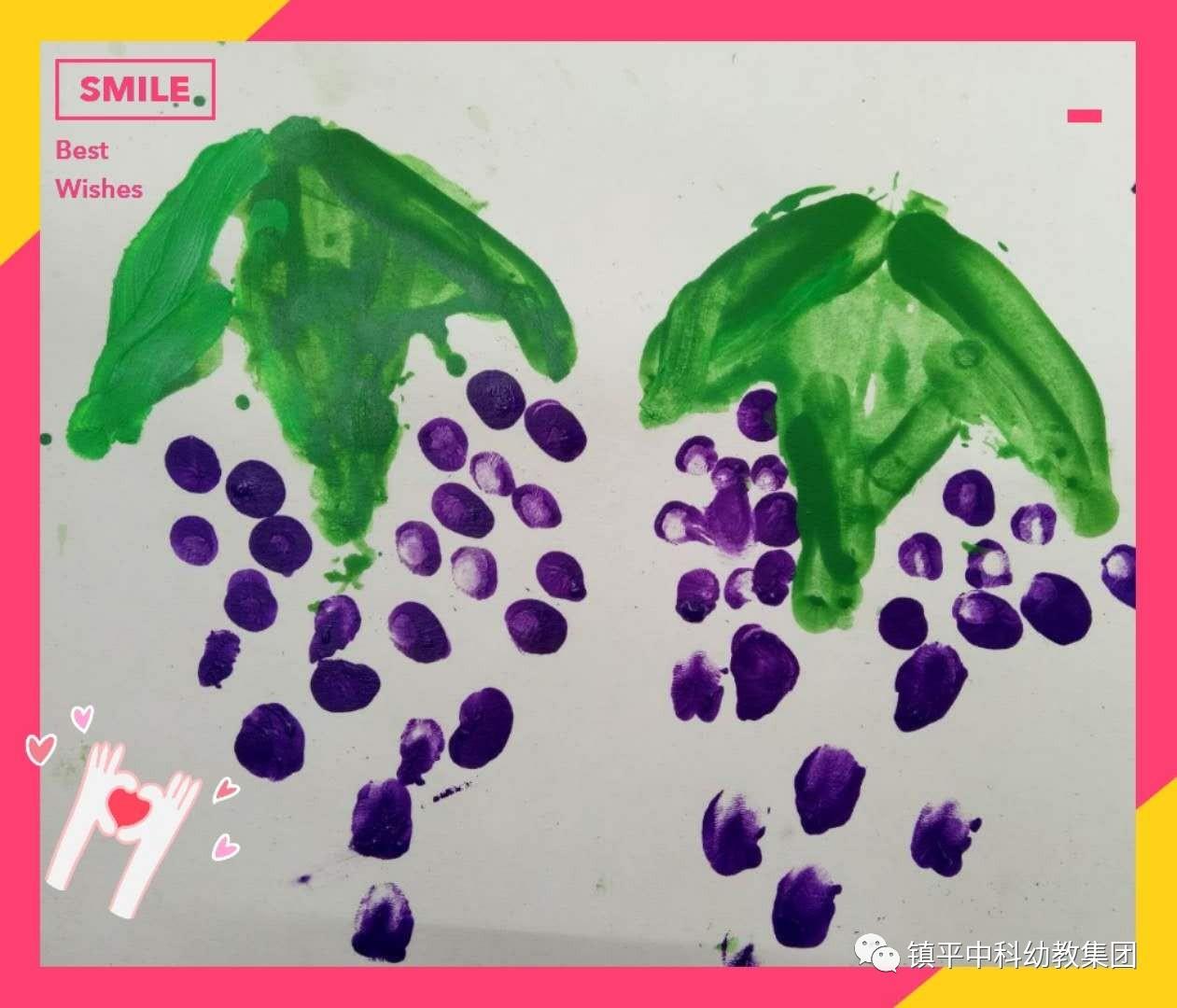 园教师拼贴画_中科幼儿园的小朋友在老师的带领下,自由创作秋叶拼贴画,一起欣赏吧!