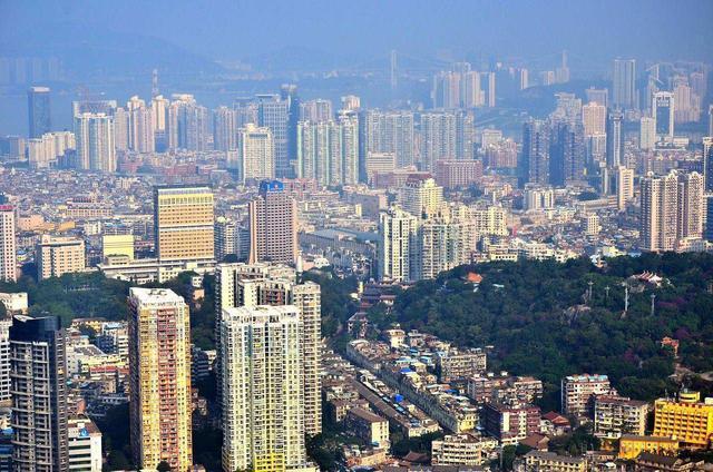 福建省gdp_2018年上半年福建各市GDP排行榜:泉州第一厦门突破2000亿附榜...