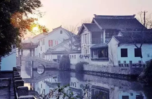 乾隆六下江南必到,这个烟火十足的江南小镇,如今依然美得脱俗出尘!