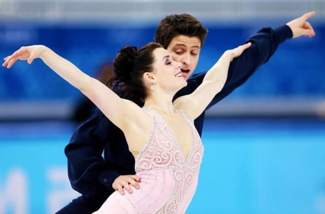 花滑日本站冰舞自由舞_冬奥冠军夺冠军晋级总决赛
