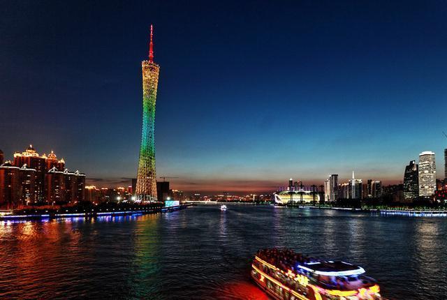 中国即将超越香港的城市