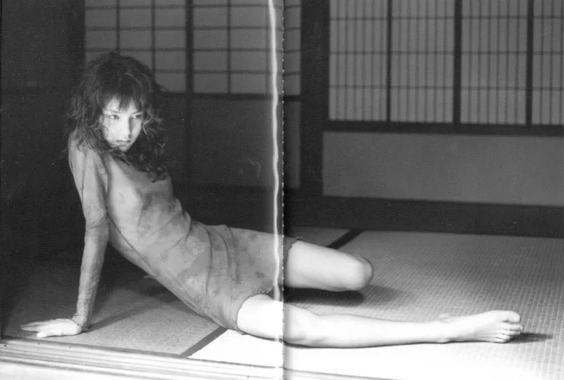 筱山纪信《宝生舞》