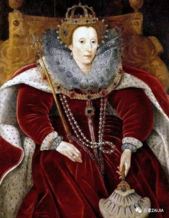 远在中世纪和文艺复兴时期欧洲,只有皇室才高攀得起的土豪商品,活跃于图片