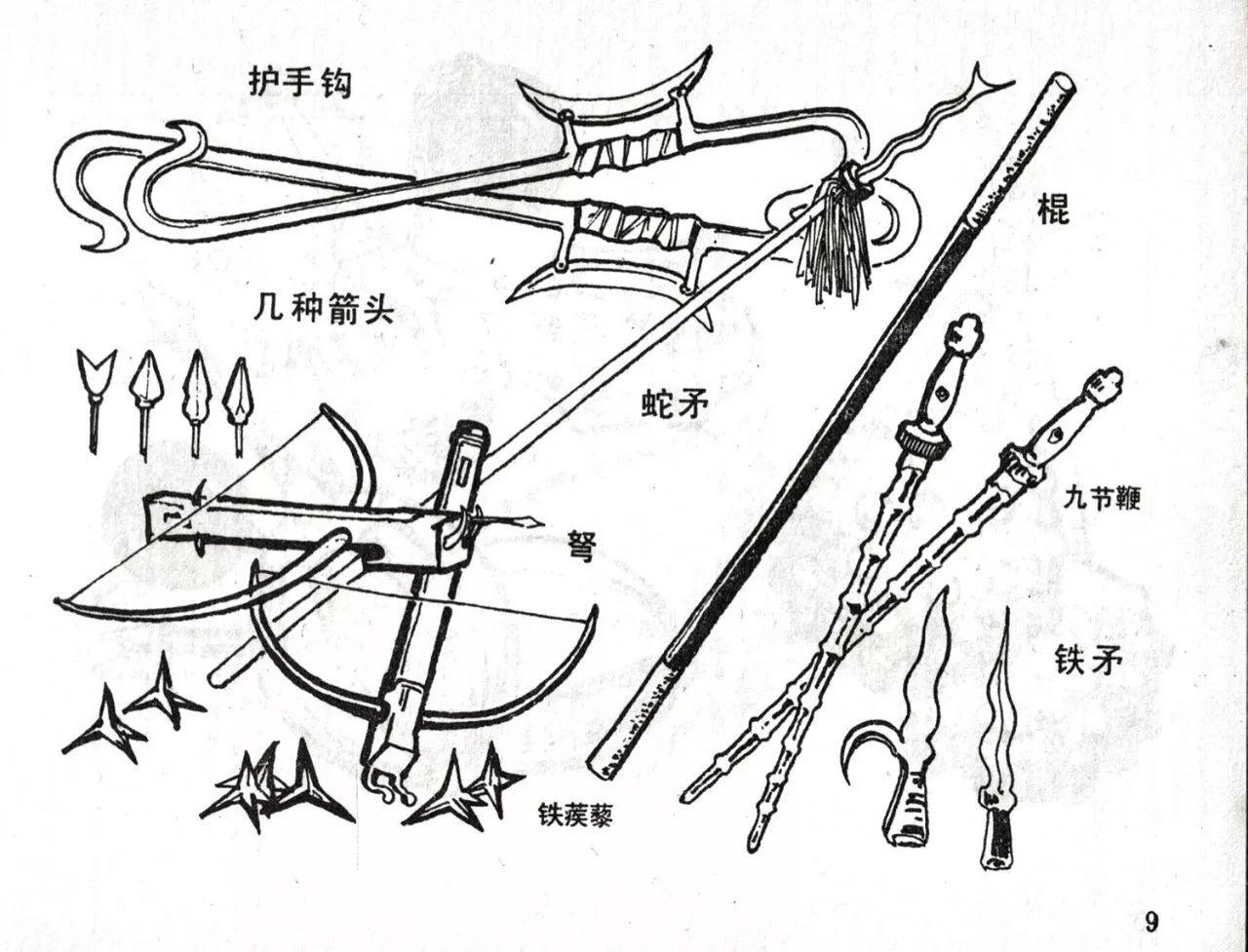 等多个朝代的武器和历史战争