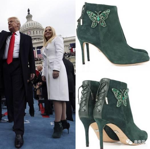 人体艺术高跟靴_这双绿色高跟靴farfalla boots,售价约5502元.