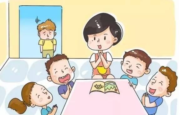 教育 正文  孩子迟到,不能按时吃早餐,等到幼儿园吃午饭时,孩子还不饿图片