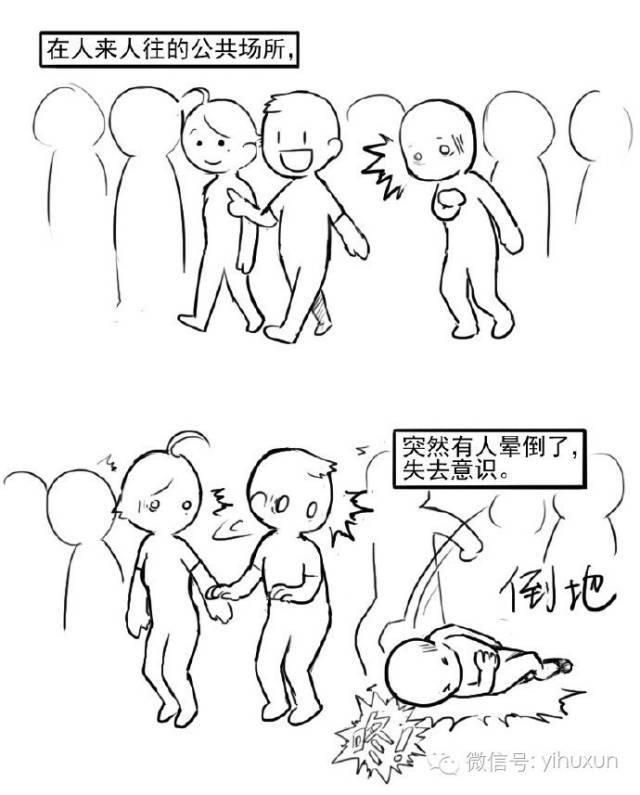 cpr(心脏复苏术)居然这么简单又这么重要?死神漫画cpr图片