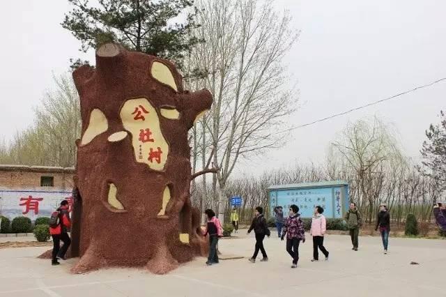 田园小镇——晋州周家庄图片