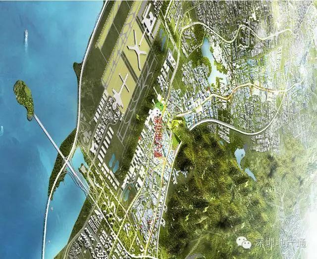 """土地规划   """"黄金走廊""""居住类城市更新13185亩8.79平方公里107 国道沿线分布大量的""""四旧""""用地,是宝安区城市更新的重点地区,综合对比全深圳旧改区域,国道107是深圳城市更新价值最高的""""黄金走廊""""."""