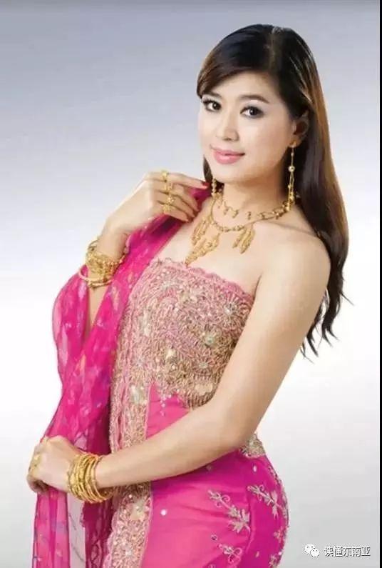 【缅甸新闻】缅甸美女明星排行榜,东枝美女排名第四,第一名是.