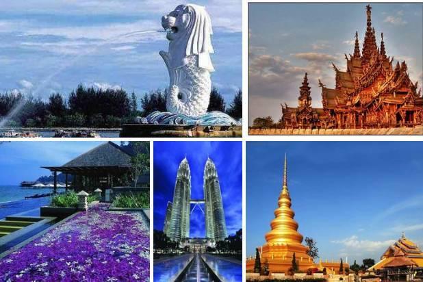 【微旅行】天信国旅为中老年人提供专属行程,新马泰,福建,海南……,想