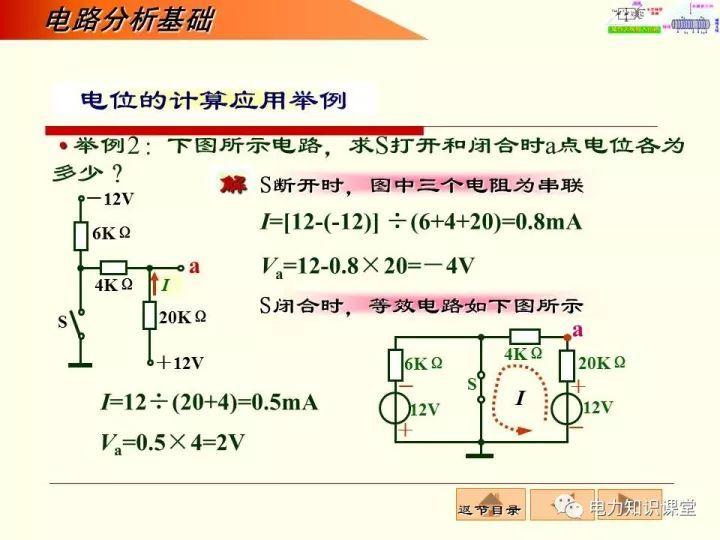 讲解电路分析基础