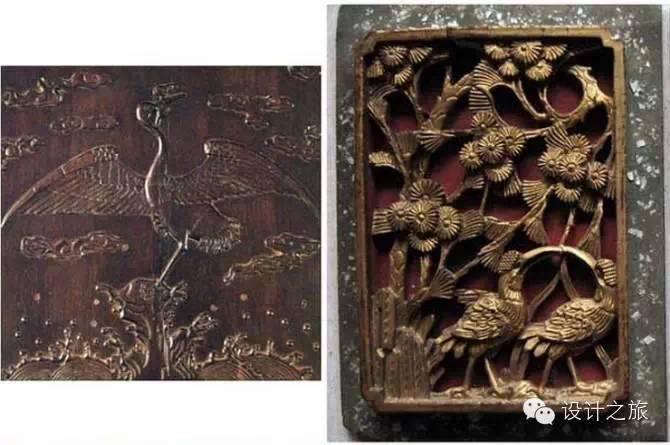 红木家具雕刻图案的分类及美好寓意