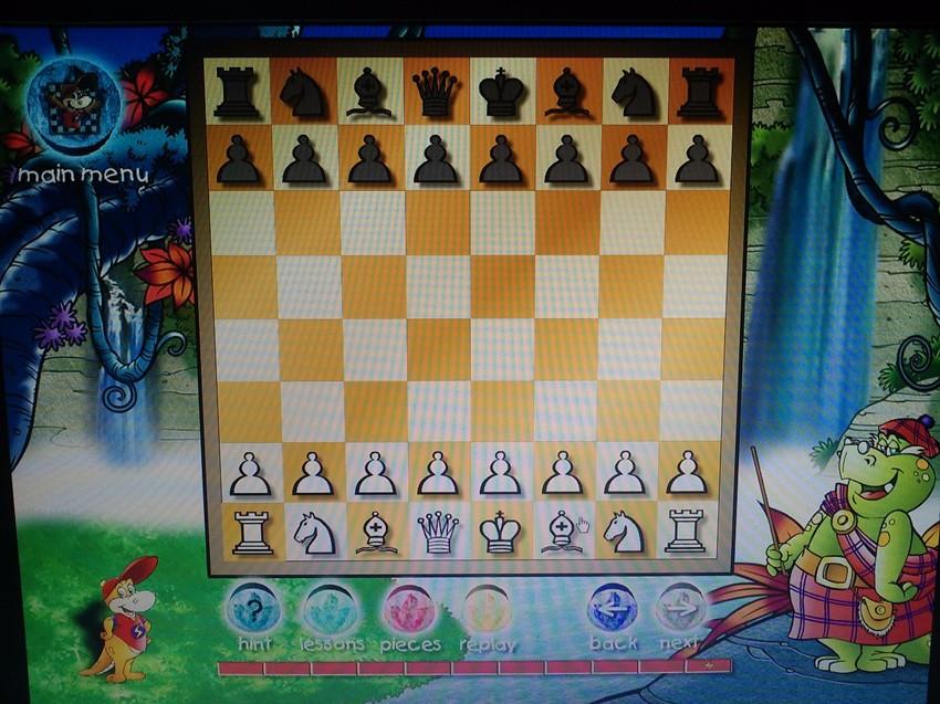 围棋课上学数学,国际象棋课上学英语!图片