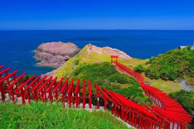 日本最美的30个景点,富士山只算初级的!!