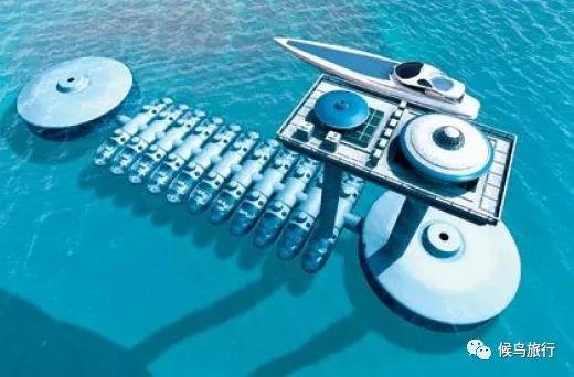 1.5万美元一晚的海底酒店,还没建好就有15万人预约了