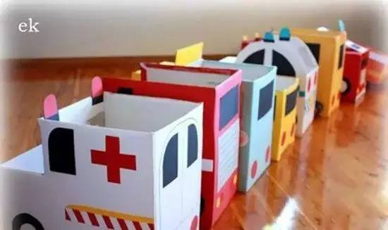 纸盒diy手工制作房子