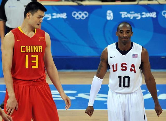 回忆08年北京奥运会中国男篮对阵美国梦八队:赢得掌声和尊重!