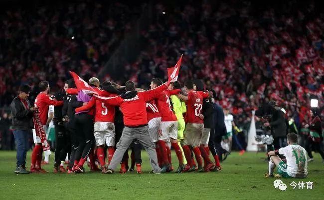【世预赛】世界杯足球赛欧洲区预选赛附加赛激战,瑞士克罗地亚今