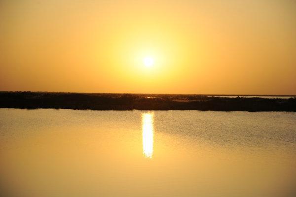 """这条湖泊曾一度干涸,30多年后""""死而复生"""",堪称奇迹"""