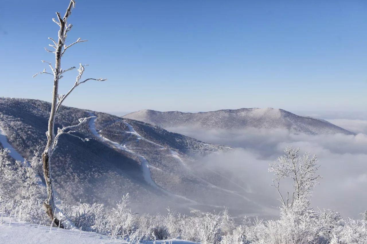 吉林北大壶_华东人的滑雪季,12月北大壶