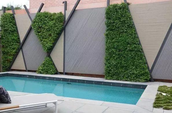 花墙 景观 墙 植物 595_393