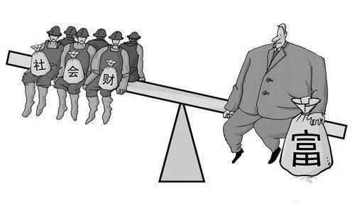 我们穷人就是�y�-�kd9ei_穷人和富人的思维方式(图表对比)