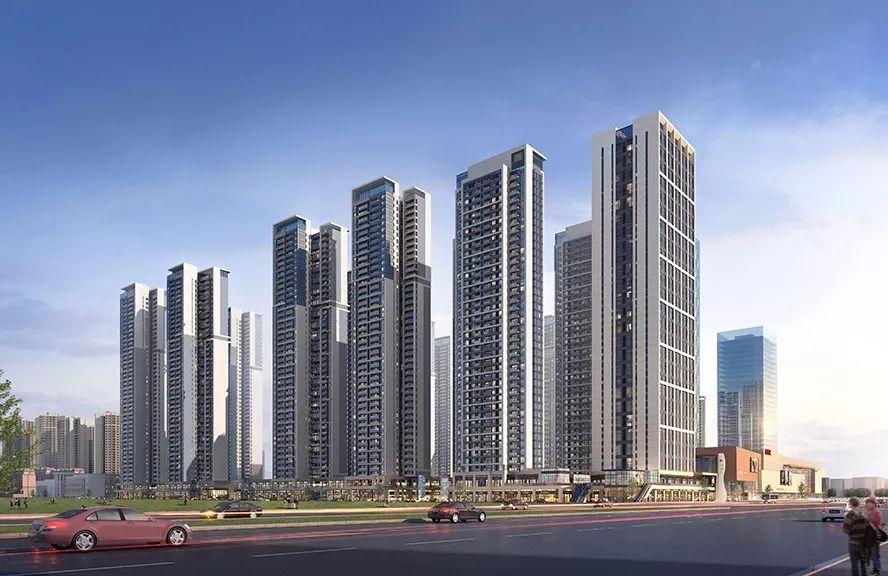 公�:-a:+�_财经 正文  项目立面采用地标豪宅常用的公建化的设计手法,塔楼采用