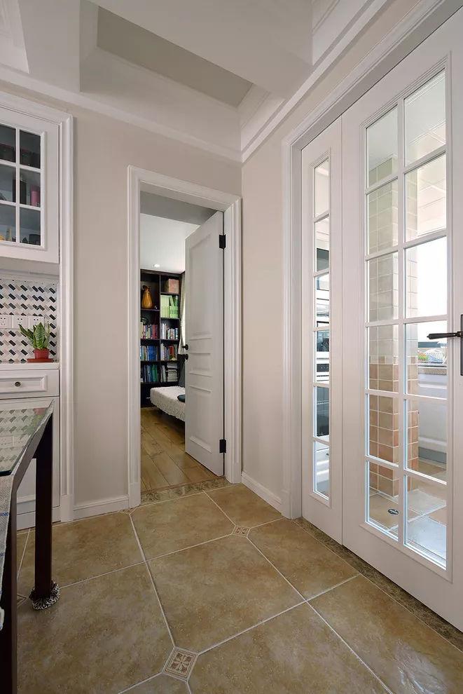 △餐厅和厨房之间有个小房间,当成书房最好不过.图片
