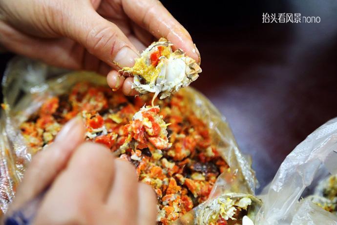 日售3000笼,最好吃的蟹黄汤包在这里