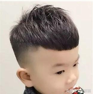 最适合中国小男孩的宝宝发型,帅炸了