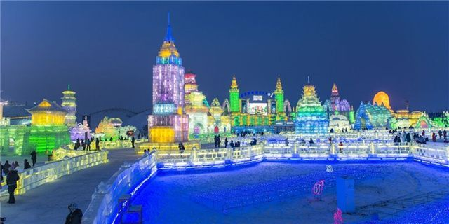 4天冬游哈尔滨雪乡必备攻略