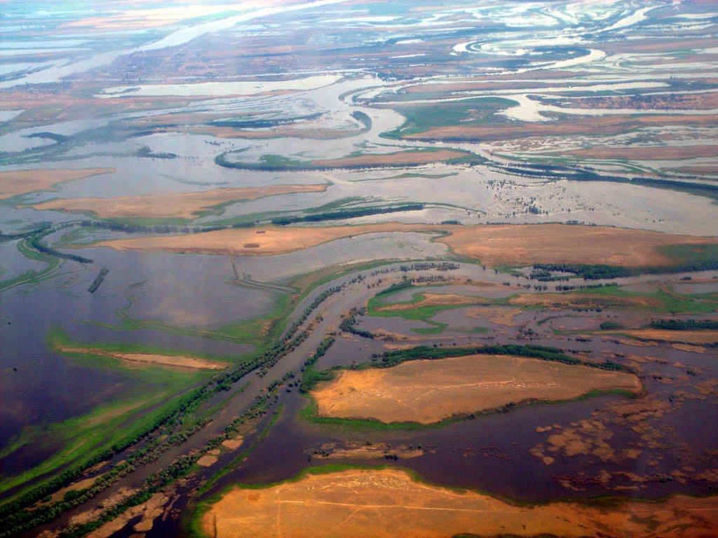 全球最长内陆河:支流总长可往返北上33次,一年冰冻9个月