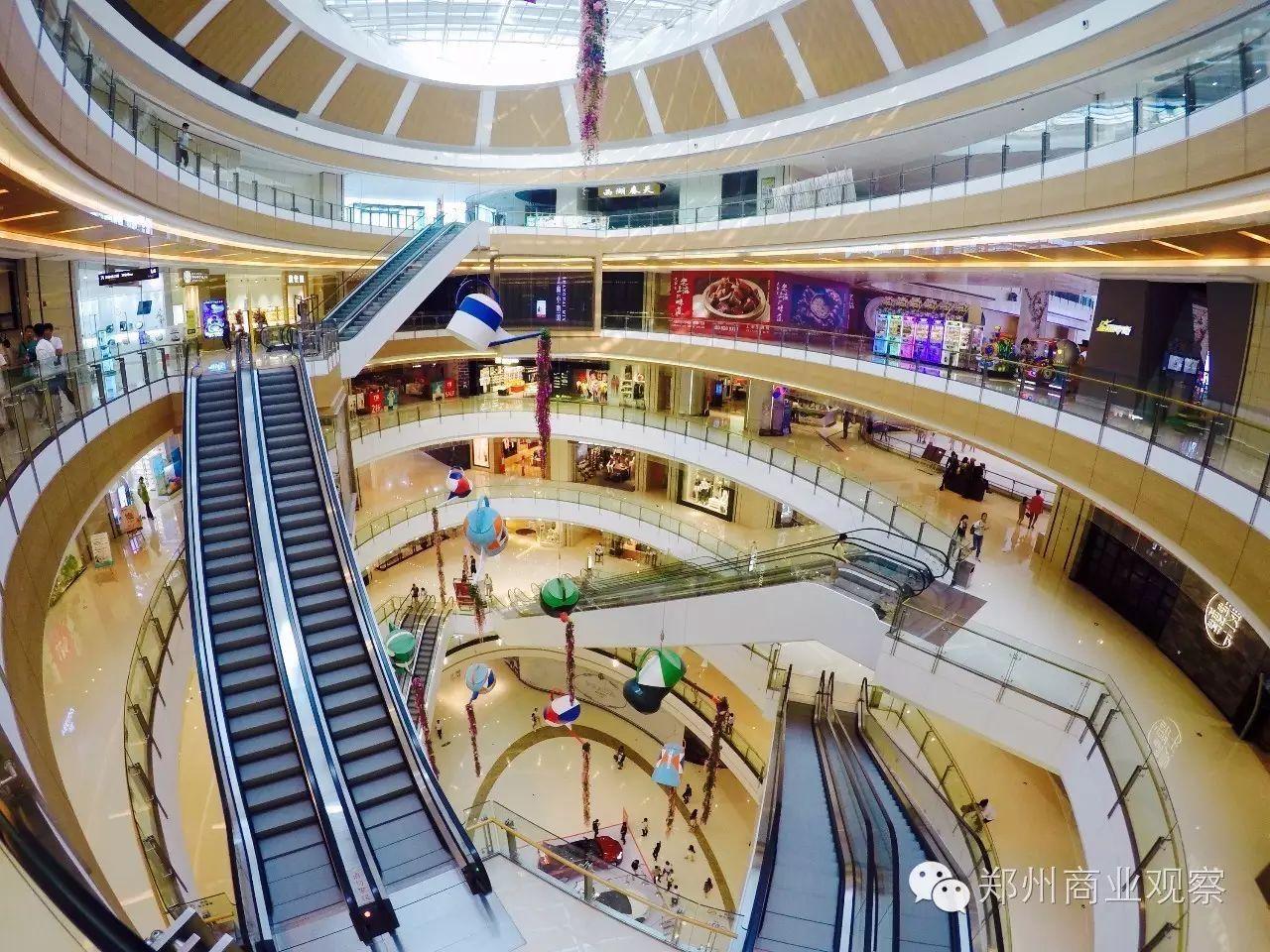 小米之家,安德玛,大开沙界等品牌进驻,停车场管理系统升级|郑州万象城