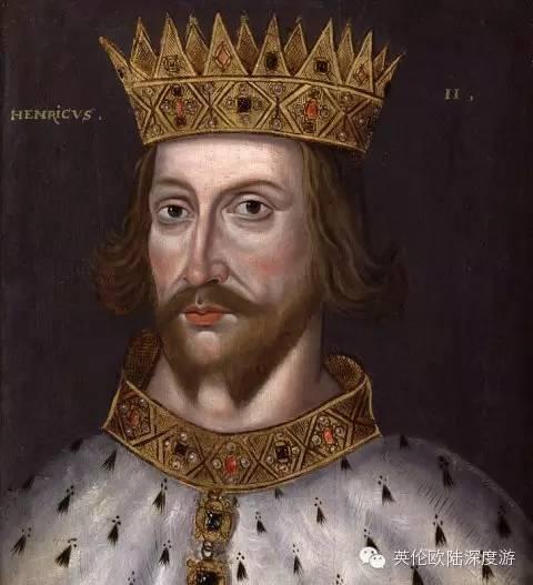 法国亨利二世的儿子_宗教和王权 讲点儿英国历史(六)