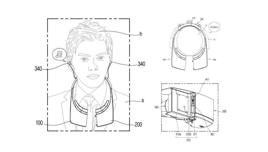 LG专利显示VR头显独特的拆分设计