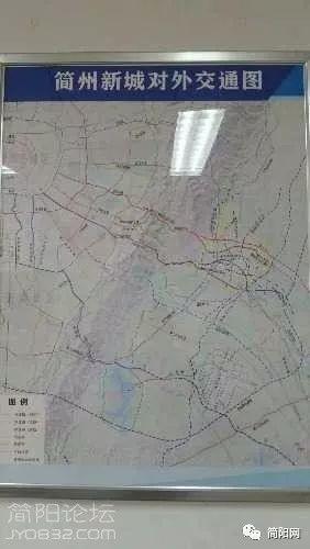 简州新城最新 最全规划图出炉,还看