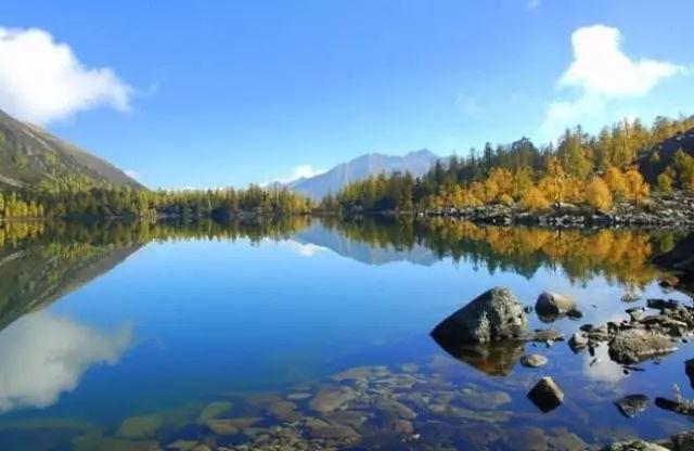 毫不夸张地说,70%的美景都在甘孜!