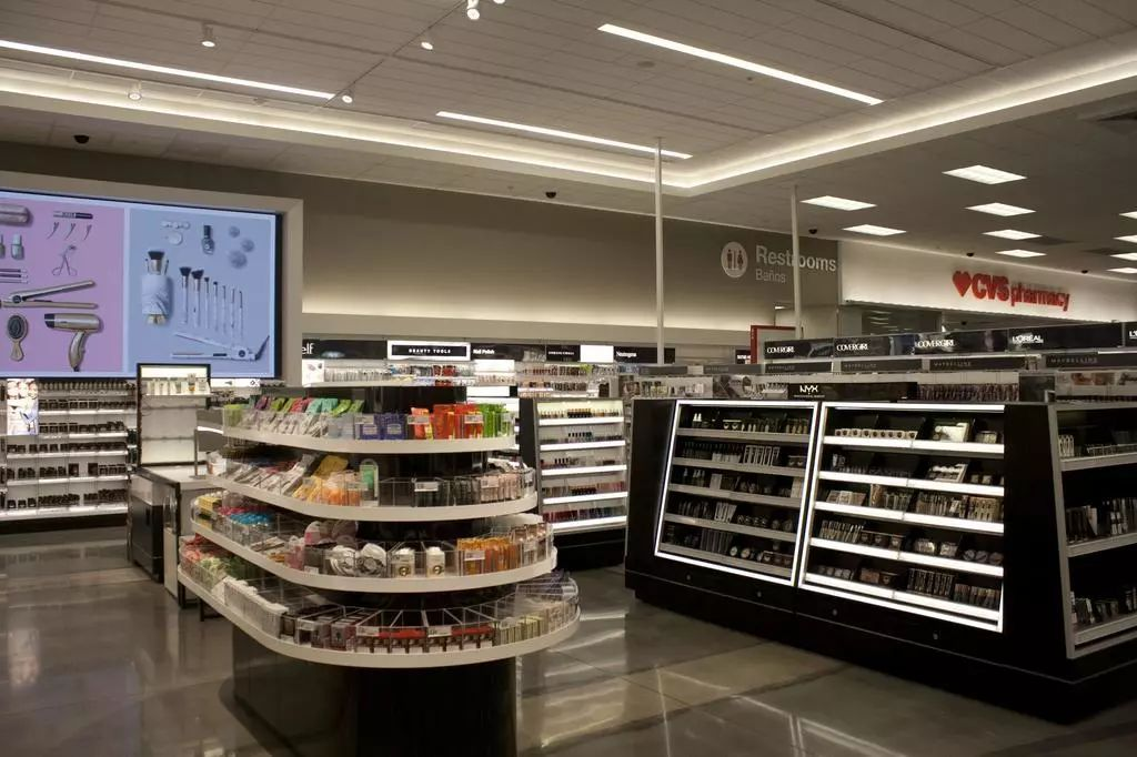 """糖城附近新开一家超好逛的""""未来版""""Target,现在超市都这么拼了吗?"""
