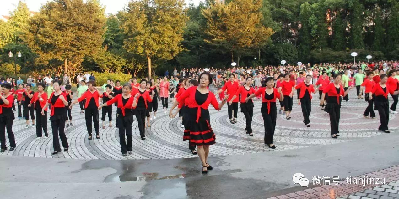 广场舞背景图片素材