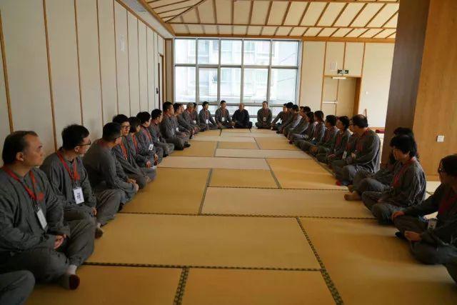 玉佛问禅   心致静、路致远,他们在玉佛寺打开了另一种创业思维
