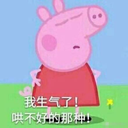 小猪佩奇系列表情包图片