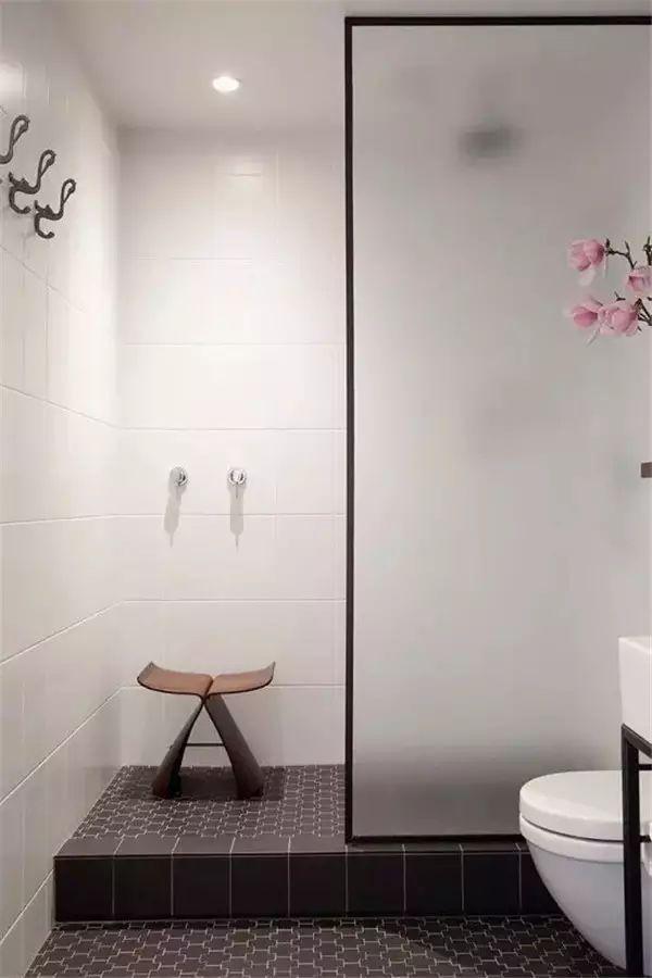 淋浴门干湿分离