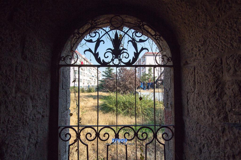 皇冠塔 绝无仅有的德式建筑艺术珍品